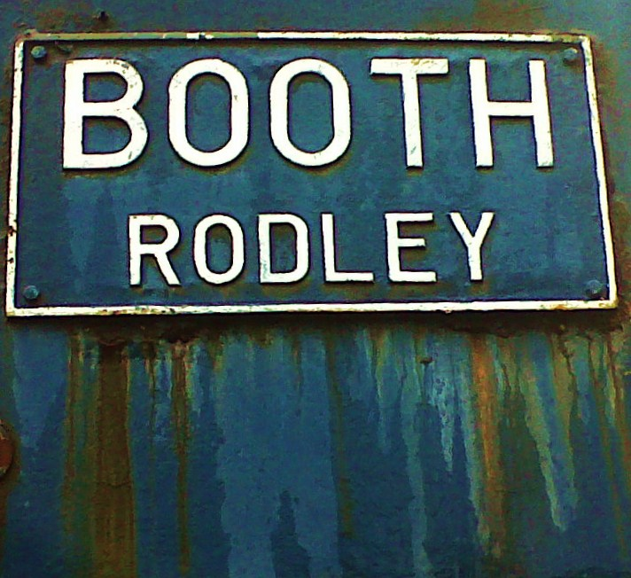 booth rodley
