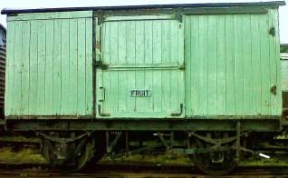 fruit train