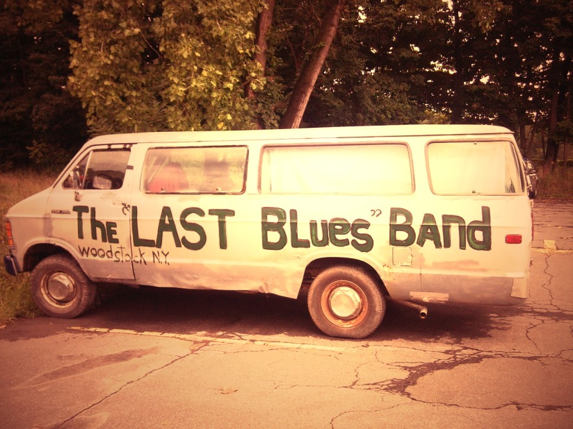 the last blues band rollip