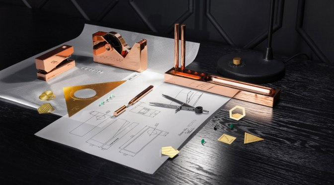 Colour me Friday – Copper Interior Design