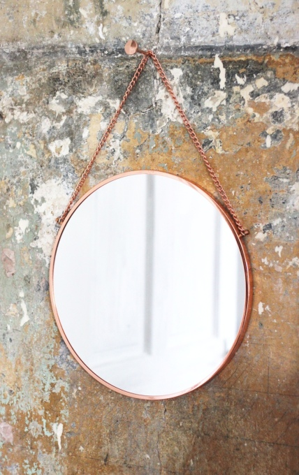APRIL+AND+THE+BEAR+COPPER+MIRROR+€72