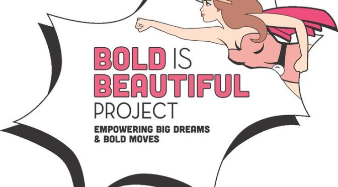 Bold is Beautiful: Look Good, Do Good AND a Benefit Freebie?!
