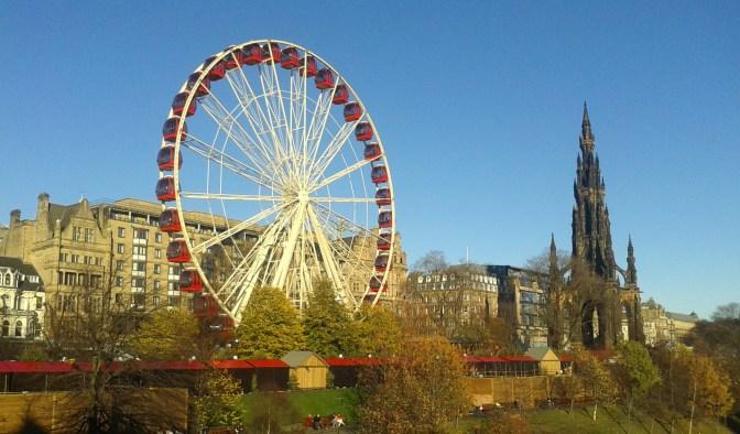 Weekender: Edinburgh