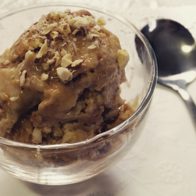 Banana Peanut Butter Ice Cream Recipe