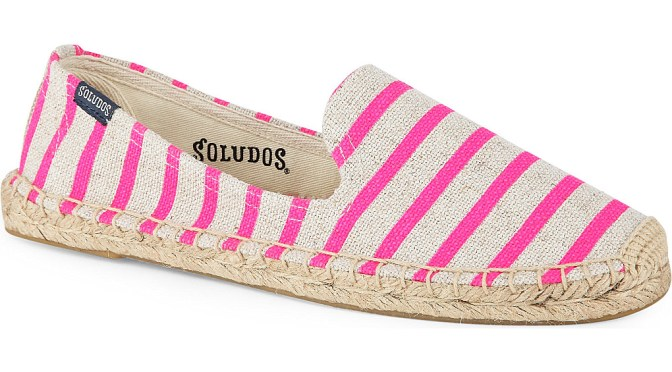 A short history of The humble espadrille