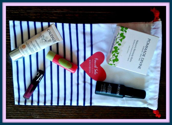 Beauty Review: Top five Birchbox Picks